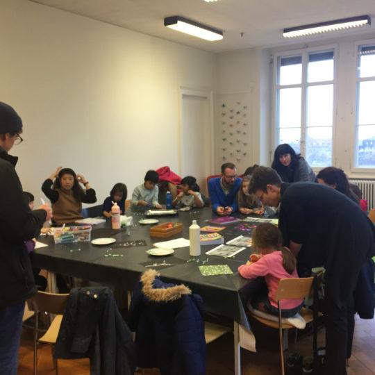 L'atelier origamis